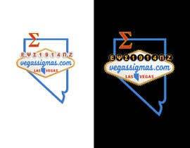 #42 for Las Vegas Fraternity Logo by eddesignswork