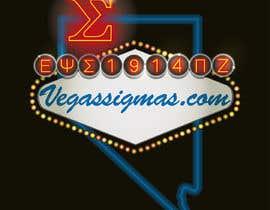 #29 for Las Vegas Fraternity Logo by Maranovi