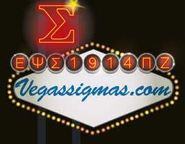 #35 for Las Vegas Fraternity Logo by Maranovi