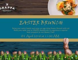 #23 for Design a Flyer for Easter 2018 by d3stin