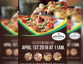#25 for Design a Flyer for Easter 2018 by nazimkhan1994