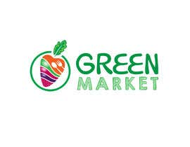 #56 for Green Market Logo by vanaldotag
