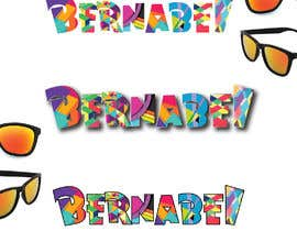 #86 for BERNABEI Kids sunglasses Logo by NatachaHoskins