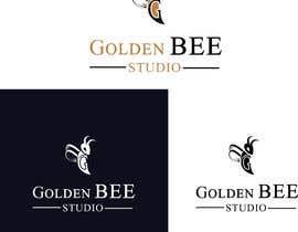 #28 for GOLDEN BEE STUDIO - Design a Logo by Akash1334