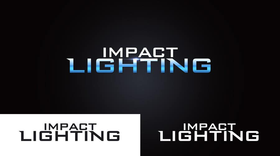 Inscrição nº 7 do Concurso para Logo Design for Impact Lighting