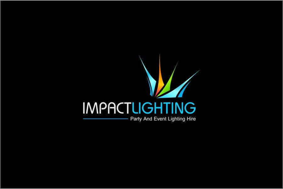 #203 for Logo Design for Impact Lighting by timedsgn