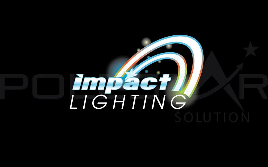 #141 for Logo Design for Impact Lighting by phyreinnovation