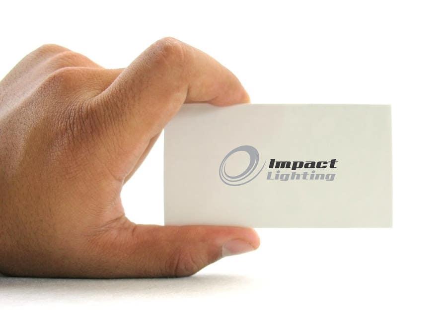 Конкурсная заявка №206 для Logo Design for Impact Lighting