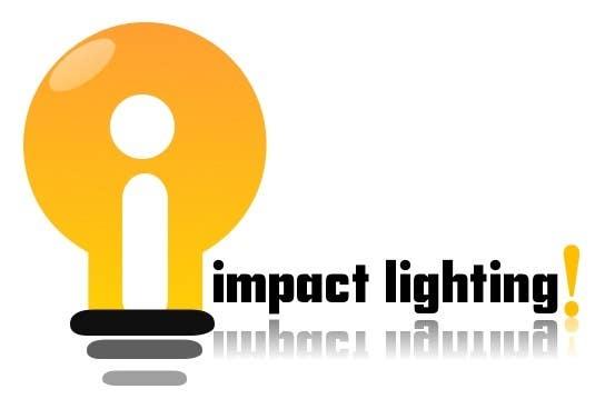 Inscrição nº 239 do Concurso para Logo Design for Impact Lighting