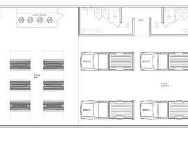 #6 for Food Truck yard concept design af Ximena78m2