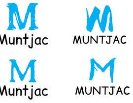 #18 for Muntjac logo design by IMRANNAJIR514