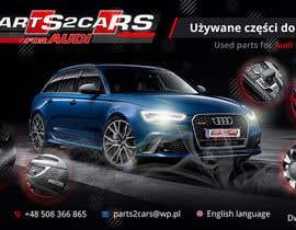 #42 for Nowy szablon ALLEGRO dla firmy parts2cars / części do AUDI by creative2pl