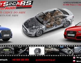 #43 for Nowy szablon ALLEGRO dla firmy parts2cars / części do AUDI by diegoprea