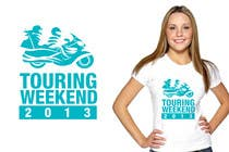 #30 for Logo Design for Touring Weekend 20xx by jtmarechal