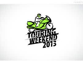 #117 para Logo Design for Touring Weekend 20xx por Habitus