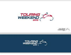 #7 para Logo Design for Touring Weekend 20xx por gfxbucket