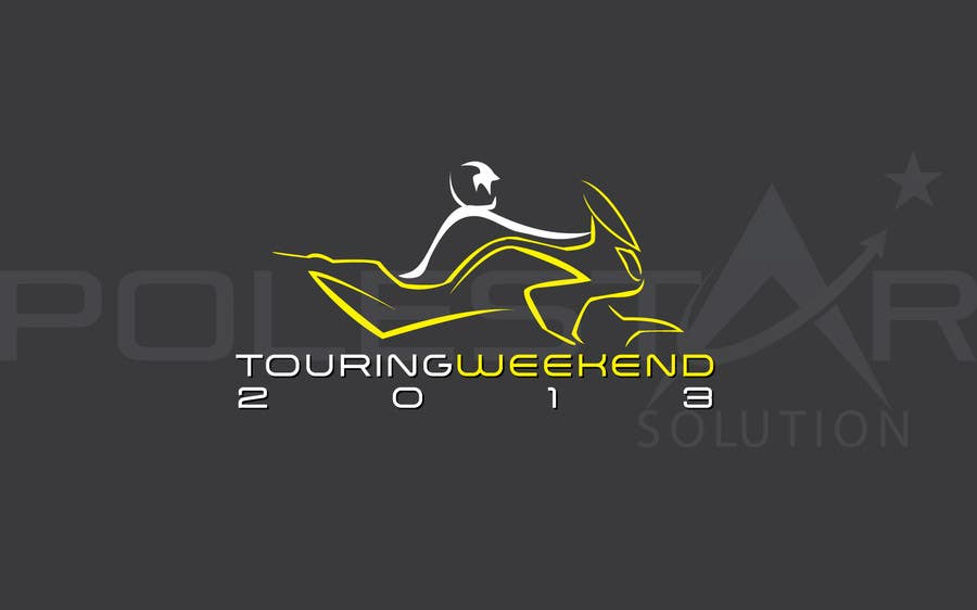 #64 for Logo Design for Touring Weekend 20xx by phyreinnovation