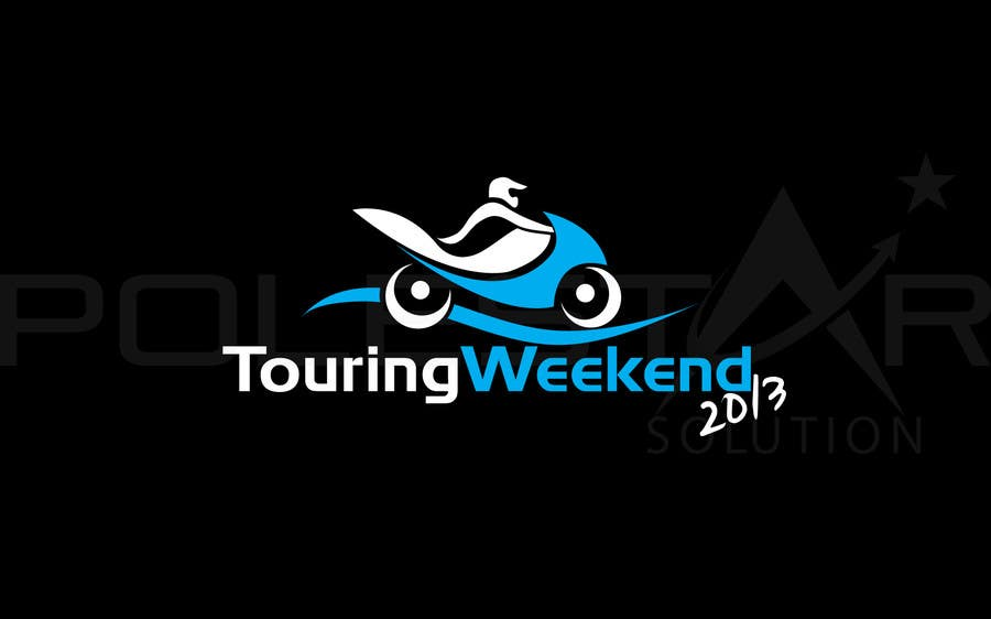 #61 for Logo Design for Touring Weekend 20xx by phyreinnovation