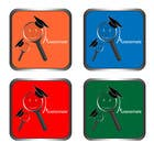 #127 for Icon or Button Design for App. by infernalwrath