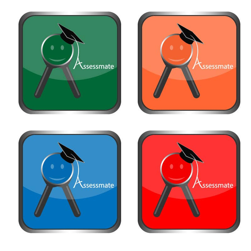 #128 for Icon or Button Design for App. by infernalwrath
