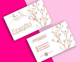 #78 for Create a logo and business card for a Wedding and  Event planning business by Genkat