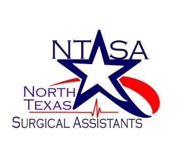 Penyertaan Peraduan #102 untuk Logo Design for North Texas Surgical Assistants