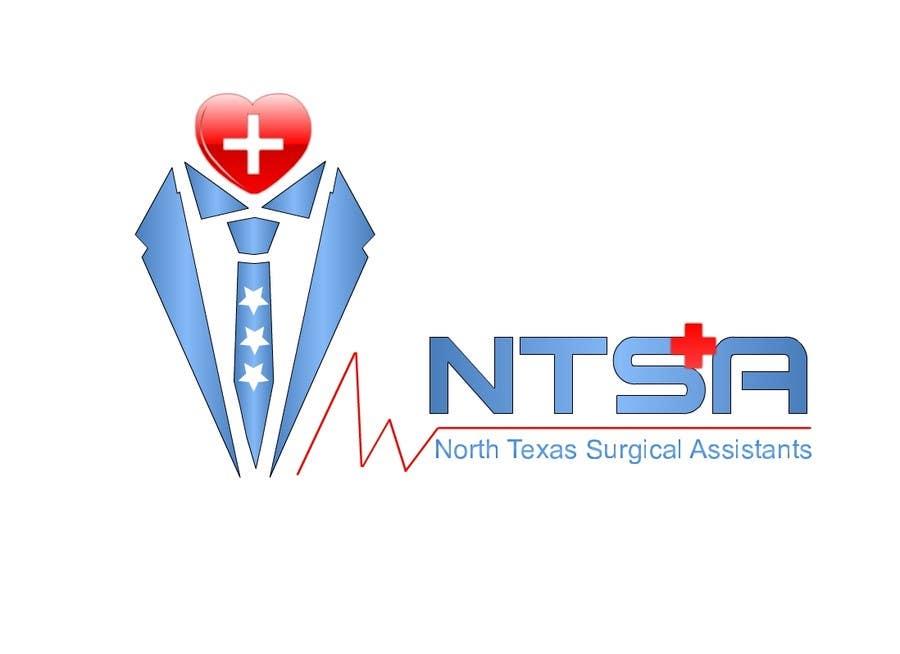Konkurrenceindlæg #43 for Logo Design for North Texas Surgical Assistants