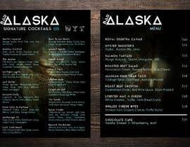 #81 for Bar Alaska Menu by jesusrojas452