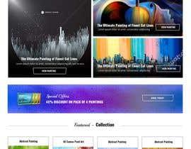 #25 for Fine art website by professionalerpa