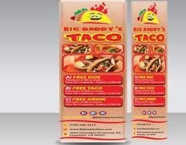 Nro 2 kilpailuun Design a mini Flyer coupon for my restaurant käyttäjältä monirkhan2928