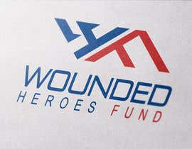 #578 for Logo for The Wounded Heroes Fund by bibaaboel3enin