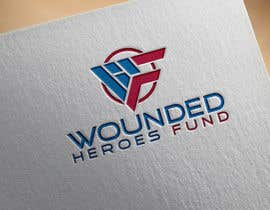 #393 for Logo for The Wounded Heroes Fund by simladesign2282