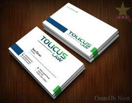 #94 for Business Card Design by Niyonbd