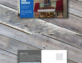 nº 35 pour SkySlate Design a Small Business Postcard par emranadobe24