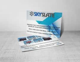 #6 for SkySlate Design a Auto Dealer Postcard by khaledalmanse