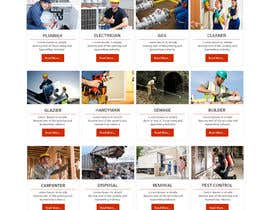 #54 for Website Development by vishaldz9ow