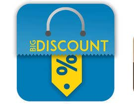 """#9 for Need a logo for Shopping app on play store """"Big Discounts"""" by jahid42"""