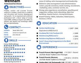#48 for Create a resume by protech786