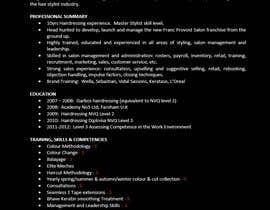 #36 for Create a resume by mhristov35