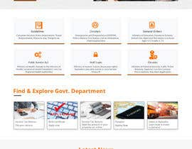 #26 for Create Modern design for website by ehsanweb7