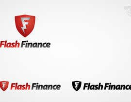 #114 untuk Logo Design for Flash Finance oleh Ferrignoadv