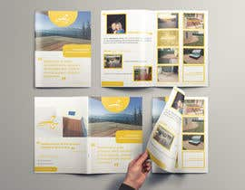#20 for sales brochure by smileless33