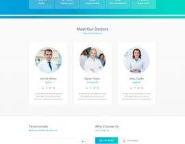 #115 for Build a website for a Swedish dental clinic by alphinnirmal