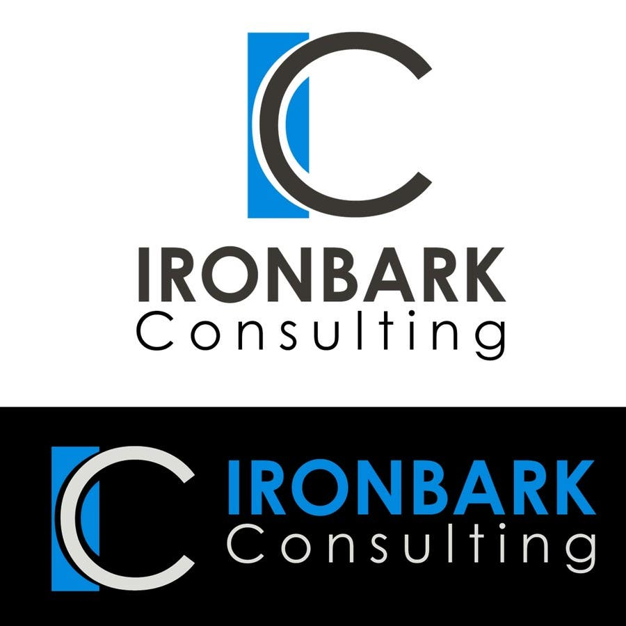 #7 for Logo Design for Ironbark Consulting by Frontiere