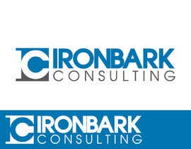 #56 para Logo Design for Ironbark Consulting por winarto2012
