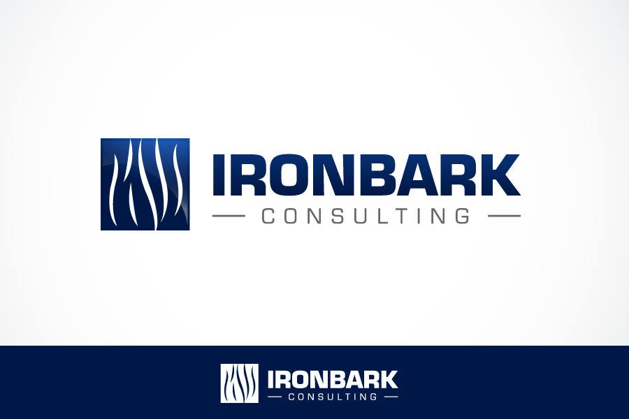 #86 for Logo Design for Ironbark Consulting by BrandCreativ3