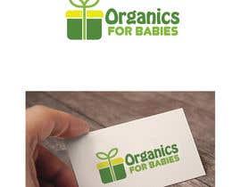 #7 for Design a logo for a website about Organic Gifts for Newborns by wpurple