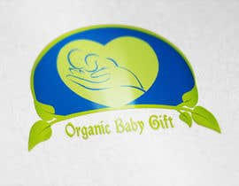 #19 for Design a logo for a website about Organic Gifts for Newborns by mamunorrashiid