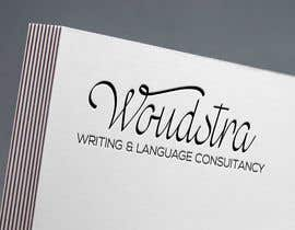 #33 for Build a logo for Woudstra Writing & Language Consultancy by melonkumar