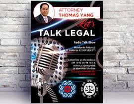 #36 for Radio talk show flyer by mnagm001